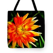 Bloom Tine Tote Bag