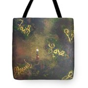Bloom Where You're Planted II Tote Bag