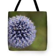 Bloomed Blue Tote Bag