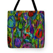 Blooming Color Tote Bag