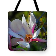 Blooming Light Tote Bag