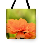 Blooming Marigold Tote Bag