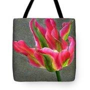 Blooming Pink Tote Bag