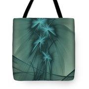 Blooming Stars 2 Tote Bag