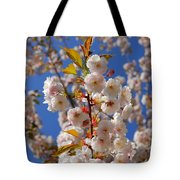 Blooming Trees Tote Bag