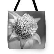 Blooming Weed Tote Bag