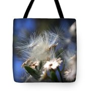 Blooming Wildflower Tote Bag