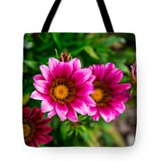 Blooming With Life Tote Bag