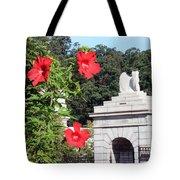 Blooms In Arlington Tote Bag