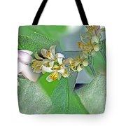 Blooms Of Lemon Tree Tote Bag