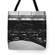 Bloor Street Viaduct Tote Bag