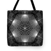 Blossom Cube Tote Bag