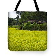 Blossom In Countryside Tote Bag