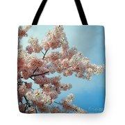 Blossom Sky Tote Bag