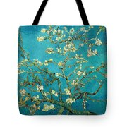 Blossoming Almond Tree Tote Bag