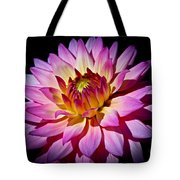 Blossoming Flower Tote Bag