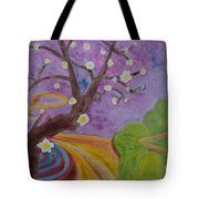 Blossoms 6 Tote Bag