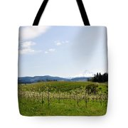 Blossoms In Spring Tote Bag