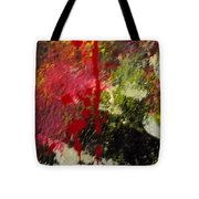 Blotted Credibility Tote Bag