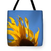 Blow Back Tote Bag