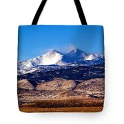 Blow The Wind Tote Bag