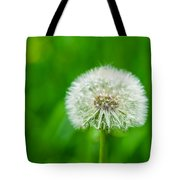 Blowball Of Dandelion - Featured 3 Tote Bag