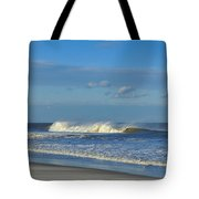 Blowin' In The Wind Seaside Heights New Jersey Tote Bag