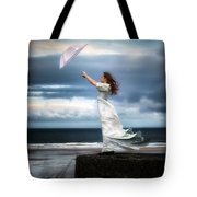 Blowing In The Wind Tote Bag by Joana Kruse