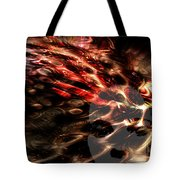 Blowing On The Furnace Of The Imagination Tote Bag