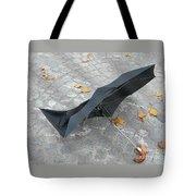 Windblown Away Tote Bag