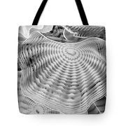 Blown Glass Infrared Tote Bag