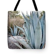 Blue Agave Tote Bag