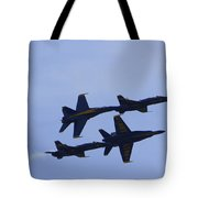 Blue Angels 10 Tote Bag