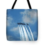 Blue Angels 3 Tote Bag