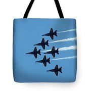 Blue Angels 4 Tote Bag