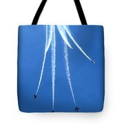 Blue Angels 5 Tote Bag