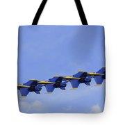 Blue Angels 7 Tote Bag