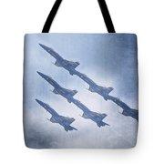 Blue Angels Fa 18 V18 Tote Bag