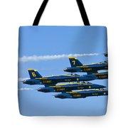 Blue Angels IIII Tote Bag