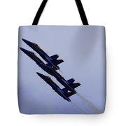 Blue Angels Tote Bag