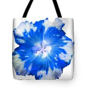 Blue Appaloosa Tote Bag