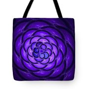 Blue Bauble Tote Bag