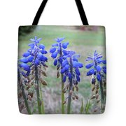 Blue Bells 1 Tote Bag