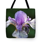 Blue Blooded Tote Bag