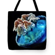 Blue Blubber Jelly - 2 Tote Bag