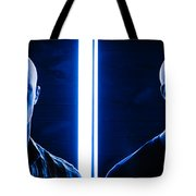 Blue Brothers Tote Bag