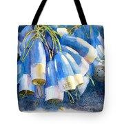 Blue Bundle Tote Bag