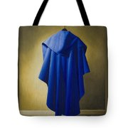 Blue Cape Tote Bag