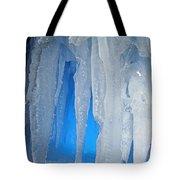 Blue Cave Tote Bag