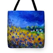 Blue Cornflowers 774180 Tote Bag